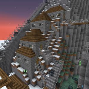 Mountain Castle Hexxit Wiki Fandom