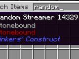 Random Streamer