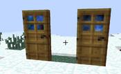 Warping doors