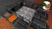 Tinkers' Construct - Aluminum Gravel Ore - Smelting