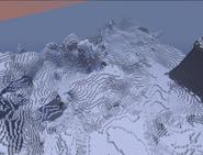 Glacier Biome - Overlook