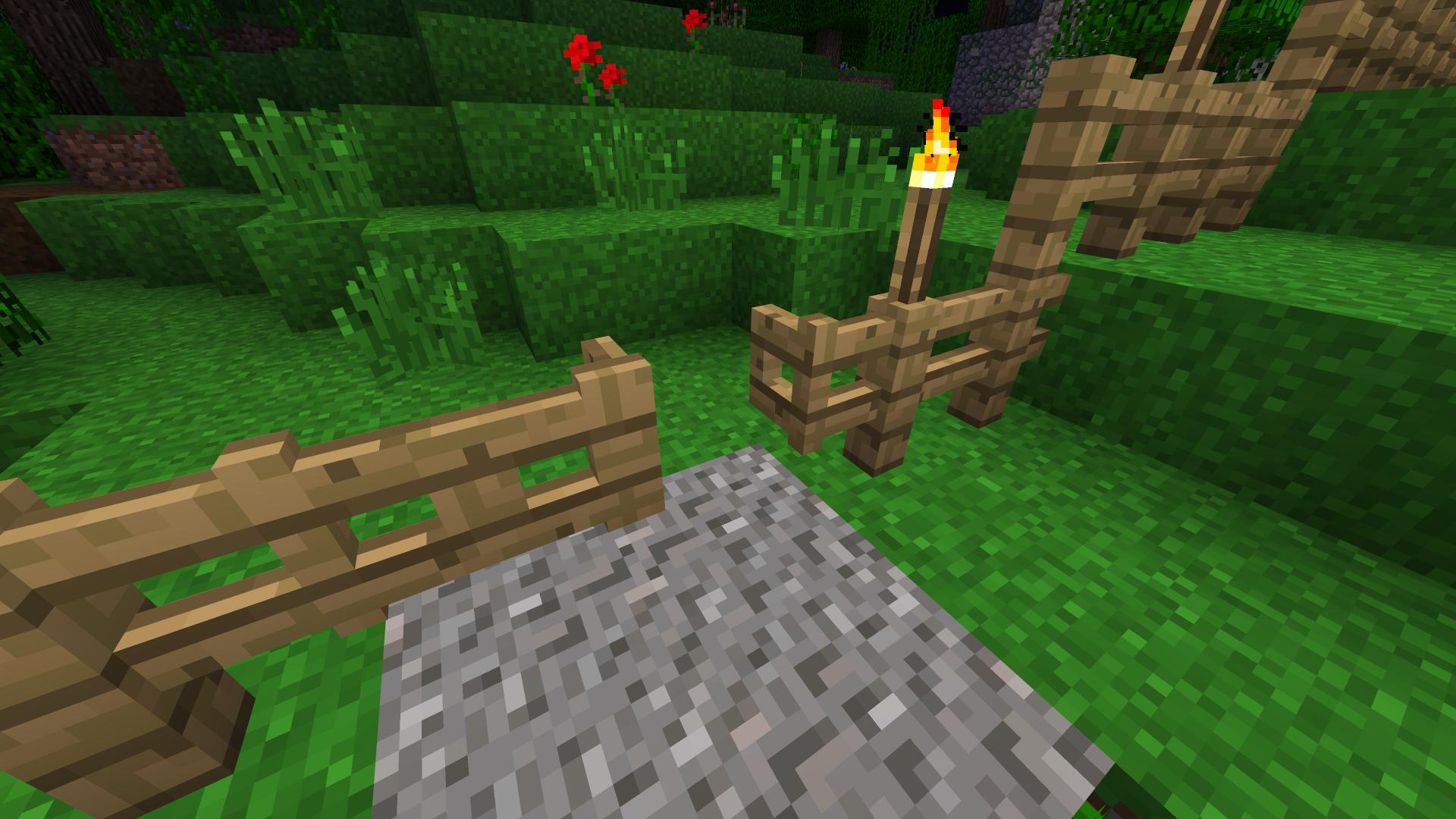 stone fence gate minecraft. fence gate open stone minecraft f