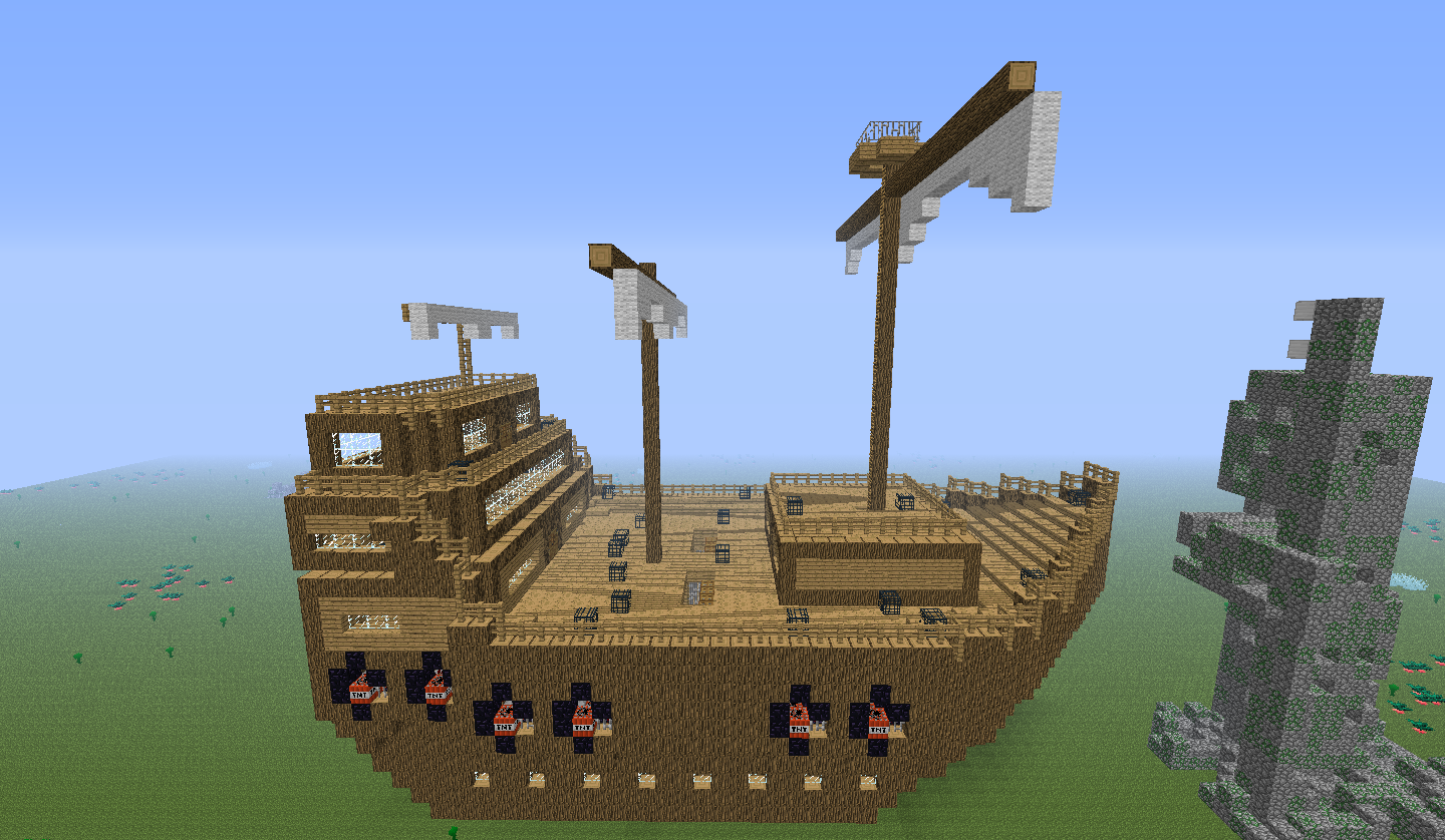 Better Dungeons | Hexxit Wiki | FANDOM powered by Wikia on small minecraft ship plans, small minecraft yacht tutorial, small minecraft village, small boats mod minecraft,