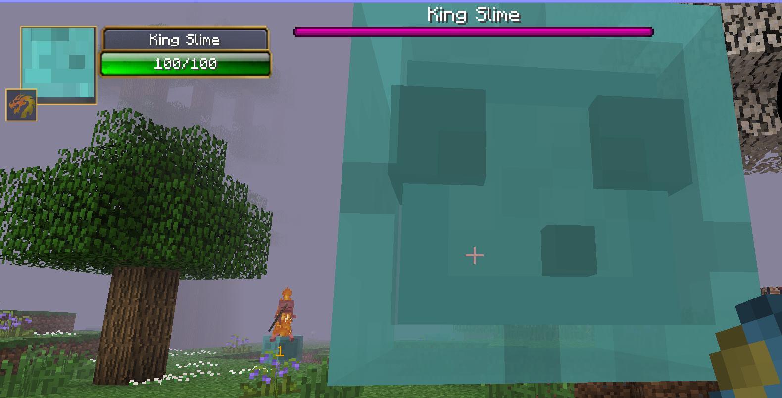 King Slime | Hexxit Wiki | FANDOM powered by Wikia