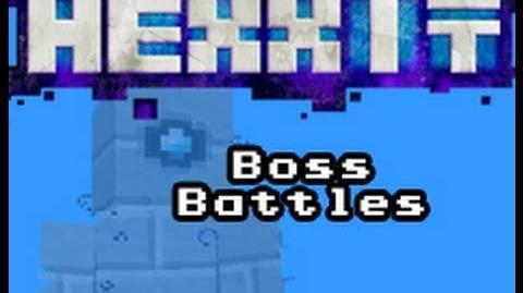Hexxit - Boss Battles - 'Ultra' Tower Golem