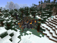 Mountain Taiga - Meteor Strike