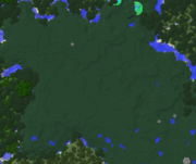 Dark Forest map view
