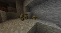 GoldOreBush