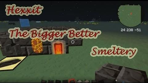 Hexxit Smeltery Guide 2 (Intermediate)