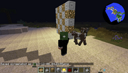 Harken Scythe - Item - Villager Zombie Head 2