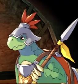 Turtillian guard