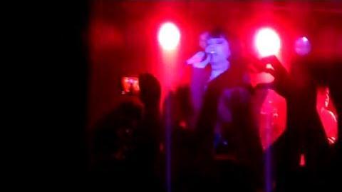 "Hey Violet - Radioactive (live @""Luxor"", Cologne)"