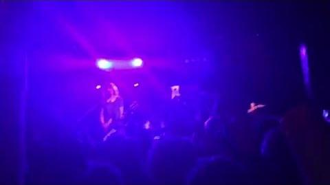 Hey Violet - Blank Space - Manchester 1 12 15