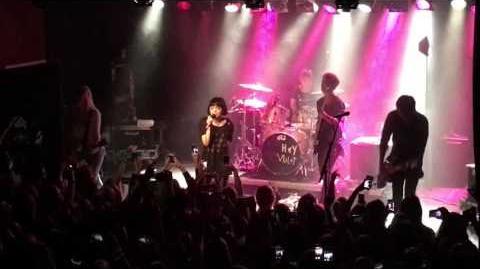 Hey Violet- This Is Why- Hey Violet Live- Copenhagen, Denmark, 9 12-2015