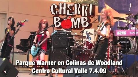 Cherri Bomb - Bigger Than Me Live (2009)