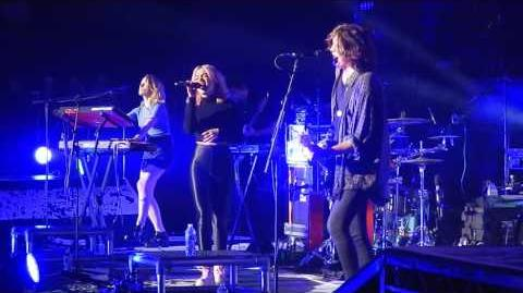Hey Violet - Makeup - Madison Square Garden NYC SLFLMSG