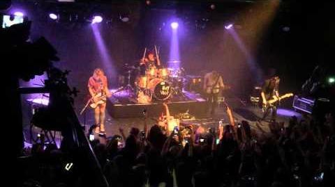 Hey Violet - Radioactive Live