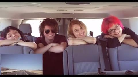 Hey Violet - Can't Take Back The Bullet (Vegas Road Trip)