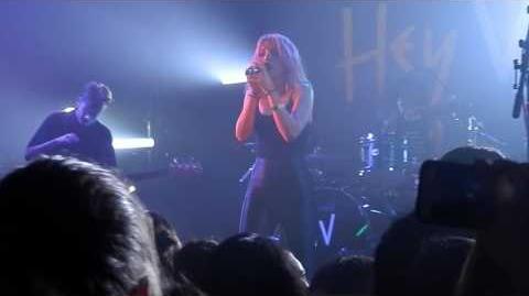Hey Violet - Echoplex - Don't Let Me Down