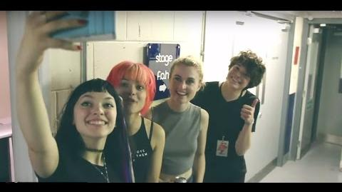 Hey Violet - You Don't Love Me Like You Should (Live in London)
