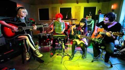 Hey Violet - Dancing With Myself (Acoustic Cover)
