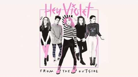 Hey Violet - This Is Me Breaking Up With You (Audio)
