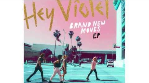 Hey Violet - Pure (audio)