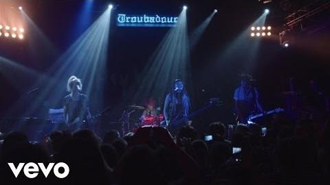 Hey Violet - I Can Feel It (Live At The Troubadour, West Hollywood, CA 2015)