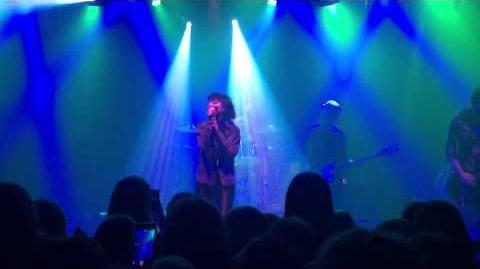 Smash Into You – Hey Violet, December 8th 2015 @ Stockholm, Fryshuset