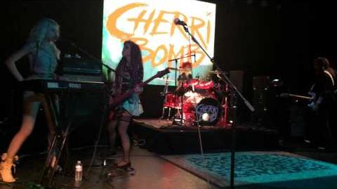 Cherri Bomb-Creepin' @ Assembly Music Hall