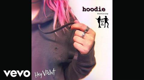 Hey Violet - Hoodie (Audio) ft. Ayo & Teo