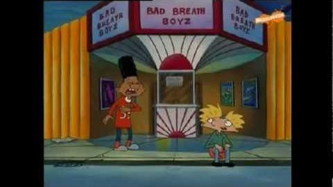 Hey Arnold Gerald's Game