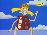 Helga as beeper