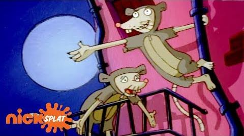 RATS The Musical Hey Arnold! NickSplat