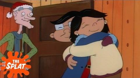 Mr. Hyunh and Mai Reunited for Christmas Hey Arnold ! The Splat
