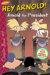 Chapter book 1. Arnold for President