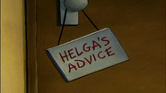 Helga's Advice