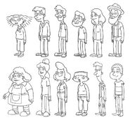 36 Misc Adults Hey Arnold Nath Milburn