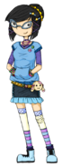 Phoebe decora color by panfla-d4yz8yz