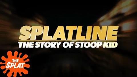SPLATLINE The Story of Stoop Kid Hey Arnold! The Splat
