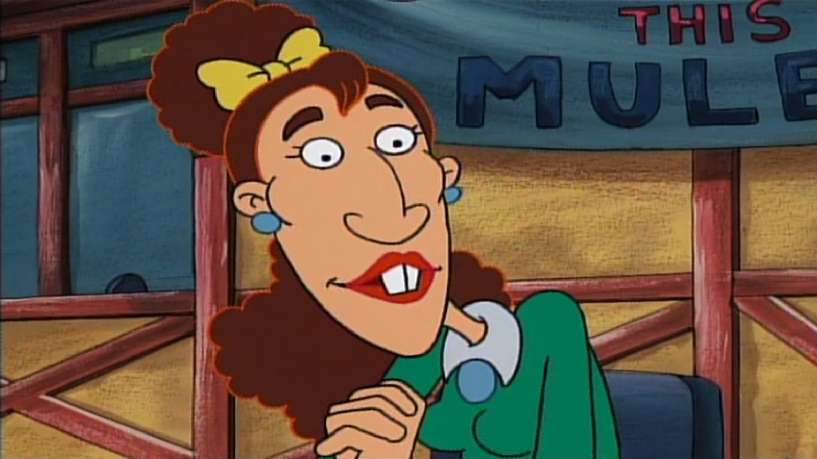 image a very ugly woman png hey arnold wiki fandom powered