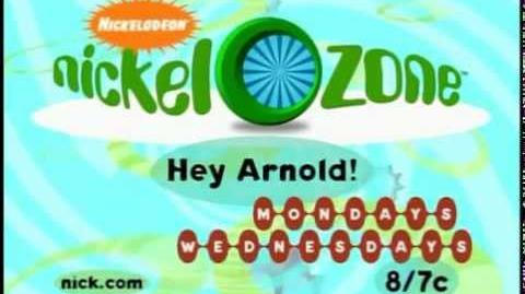 Arnold you crazy cat promo
