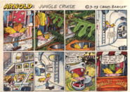 Simpsons Illustrated 10. Arnold's Jungle Cruise