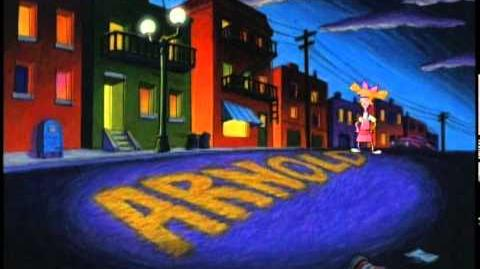 Hey Arnold! Season One Opening Credits