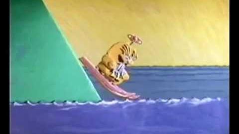 Clay Short - Arnold Rides a Chair