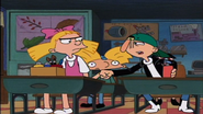 Germs are everywhere, Helga