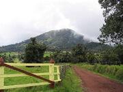 Turrialba Volcano, Costa Rica