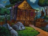 Agatha Caulfield's house