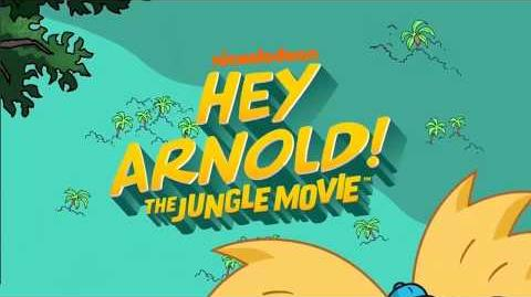Hey Arnold! The Jungle Movie - Behind the Scenes Clips