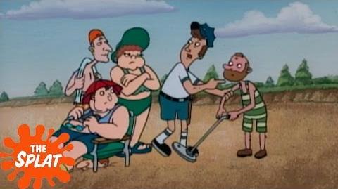 Oskar Escapes Punishment Hey Arnold! The Splat